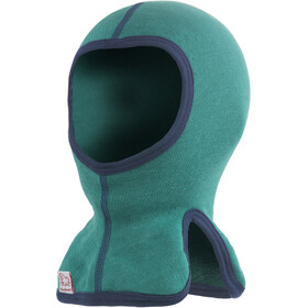 Woolpower 200 Sturmhaube Kinder turtle green